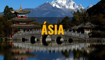 Notícias e Curiosidade sobre a Ásia